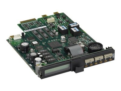 Black Box Modem 3600 Rackmount Card