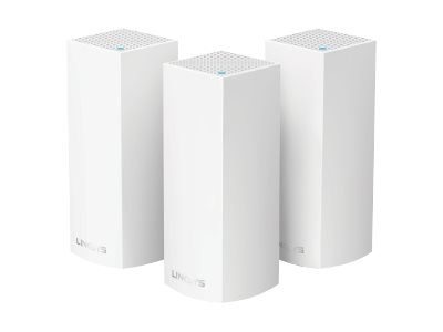 Linksys Velop Whole Whole Mesh WiFi System (3-Pack)