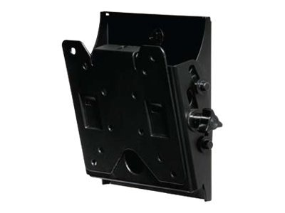 Peerless SmartMount Antimicrobial Universal Tilt Wall Mount for 10-29 Displays, Black, ST630-AB, 13419222, Stands & Mounts - AV