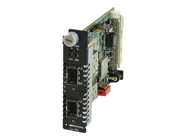 Perle C-10G-STS 10 Gigabit Ethernet Media Converter Module, 05061500, 14908095, Network Transceivers