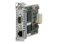 Allied Telesis Converteon Series Management Line Card, AT-CV5M02, 9086365, Network Transceivers