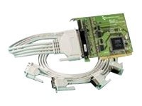 Brainboxes 4-Port RS422 485 PCI Serial Card with 1 Mega-Baud Data Rate