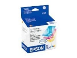 Epson DuraBrite Ultra Color Multi-Pack Ink Cartridges (Cyan, Magenta & Yellow), T060520, 6049526, Ink Cartridges & Ink Refill Kits