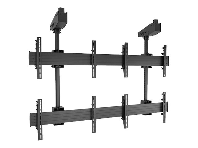 Chief Manufacturing FUSION Micro-Adjustable Large Ceiling Mounted 2 x 2 Video Wall Solutions