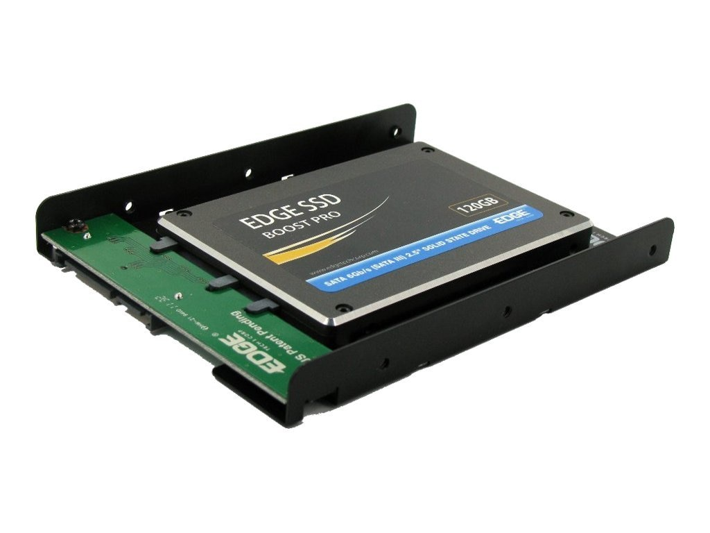 Edge Boost SSD Upgrade Kit for Server w  Bracket Adapter, PE229870, 13209436, Drive Mounting Hardware