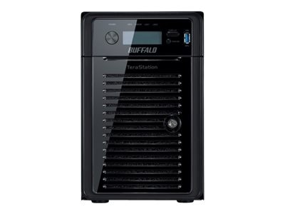 BUFFALO 12TB TeraStation 5600RN SATA NAS, TS5600DN1206, 19021565, Network Attached Storage