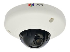 Acti 3MP Indoor Mini Dome Camera w  Basic WDR & Fixed Lens, E92, 15593216, Cameras - Security