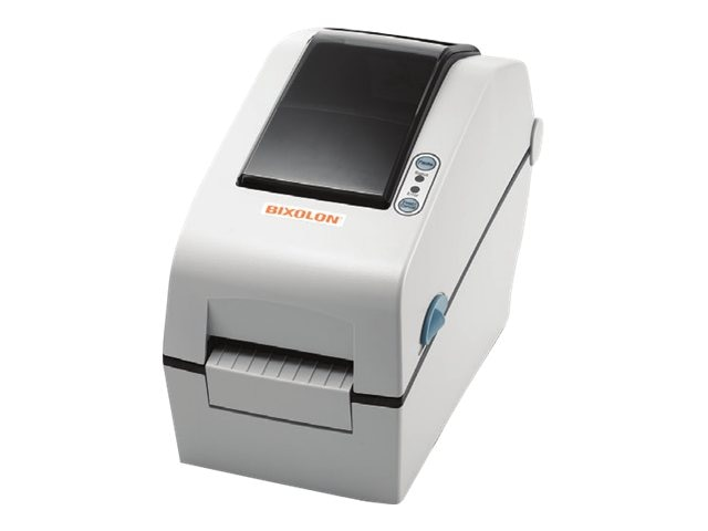 Bixolon SLP-D223 300dpi Serial Parallel USB Printer - White w  Peeler, SLP-D223D, 14442934, Printers - Label