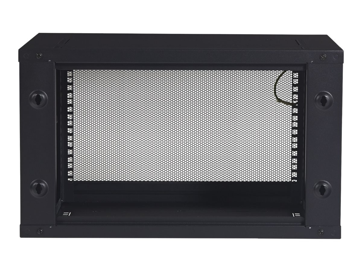 APC NetShelter WX Wall Mount Cabinet, 6U x 19w x 15.75d Rack Dimensions, Instant Rebate - Save $20, AR106