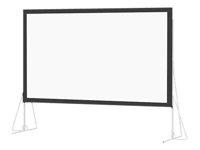 Da-Lite Heavy Duty Fast-Fold Deluxe Projection Screen, Da-Mat, 12'3 x 21', 92095, 17607538, Projector Screens