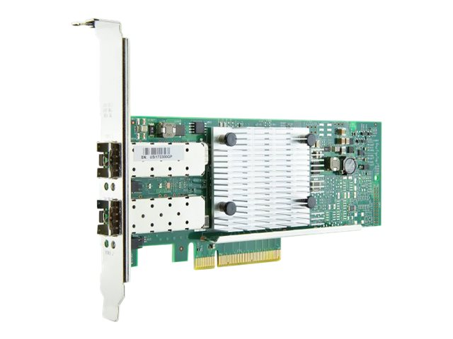 Lenovo Broadcom Dual Port 10GbE SFP+ Adapter, 94Y5180