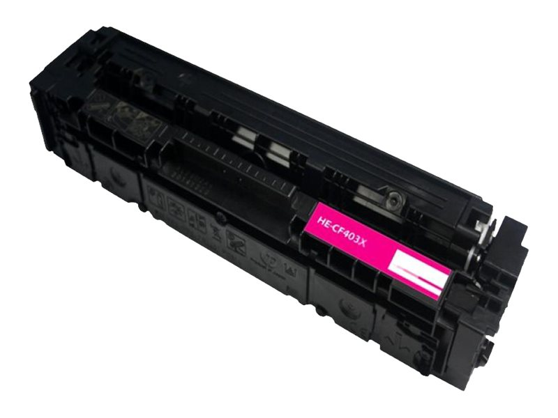Ereplacements CF403X Magenta Toner Cartridge for HP, CF403X-ER
