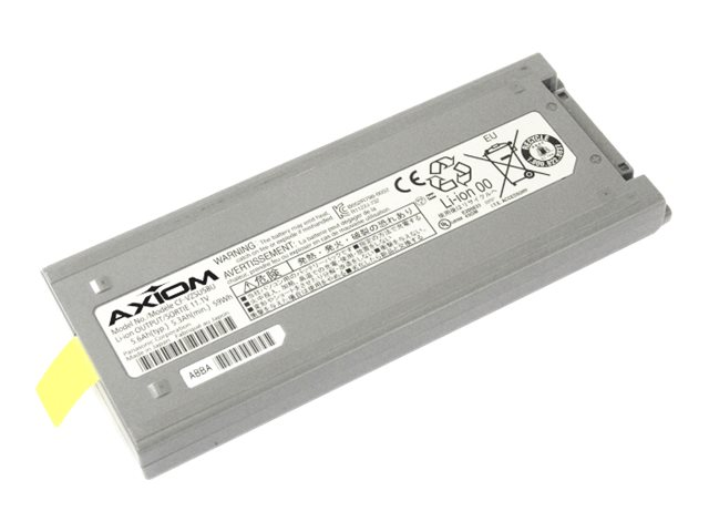 Axiom Li-Ion 6-Cell Battery for CF-VZSU58U, CF-VZSU58U-AX