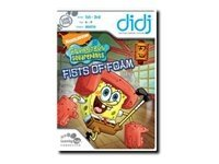 LeapFrog Didj Sponge Bob SqrPnts Fists Foam, 30678, 8893616, Software - Educational