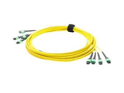 ACP-EP Fiber SMF Trunk 48 4MPO x 4MPO Female Type A OS1 Cable, 50m, ADD-TC-50M48-4MPF1, 17746474, Cables