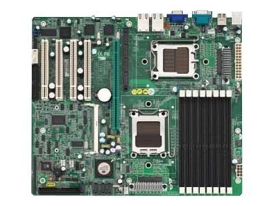 Tyan Motherboard, HT1000, Dual Opteron, 1GHZ, ATX, Max 32GB DDR2, PCI-X, 4PCI, TARO, 2GBE, Vid, SATA,RAID, S3970G2N-U-RS, 7185722, Motherboards