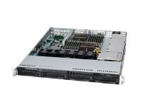 Supermicro Barebones 1U, 2P AMD G34, 256GB Max, 4xSATA, 560W PSU, AS-1022G-NTF, 11282285, Barebones Systems