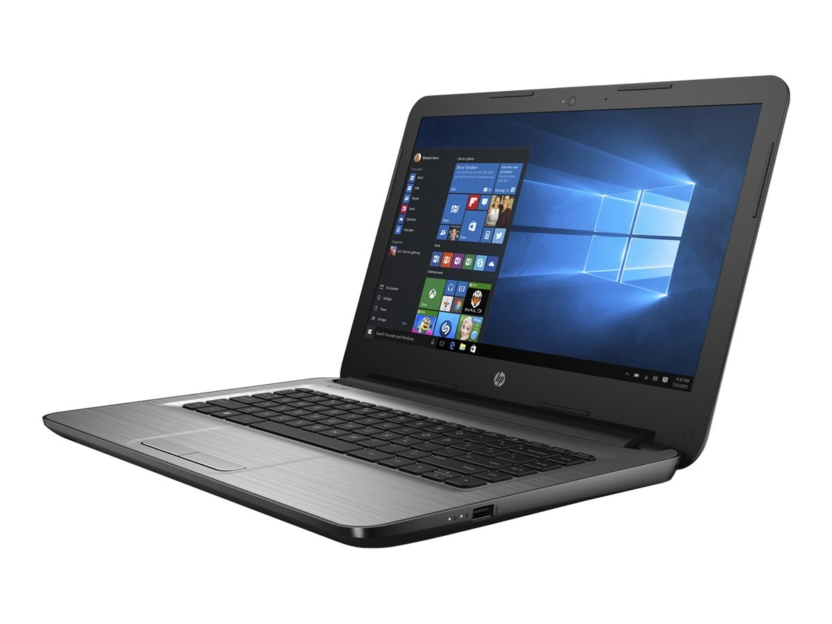 HP Notebook PC AMD E2-7110 4GB 50GB bgn 14 HD, W2M58UA#ABA