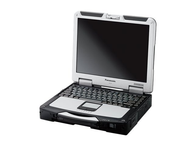 Panasonic Toughbook 31 vPro Core i5-5300U 2.3GHz 4GB 500GB (7200RPM) 13.1 XGA MT W7P (W10P COA), CF-3110681KM