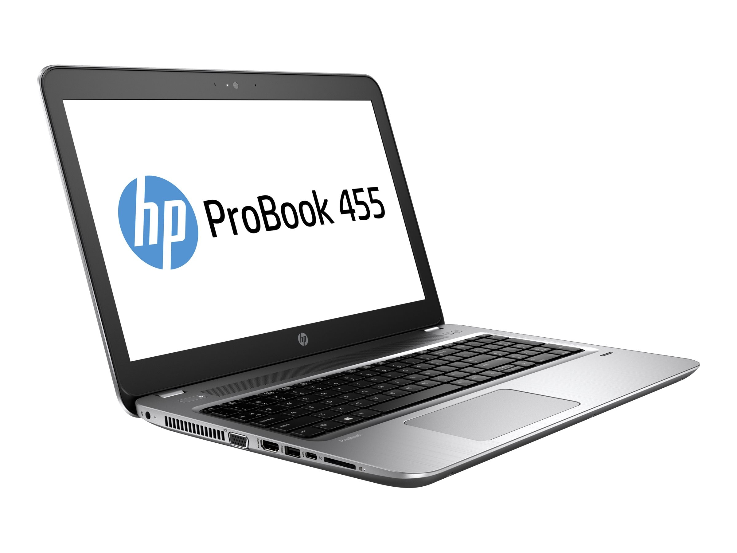 HP ProBook 455 G4 2.4GHz A10 Series 15.6in display, Z1Z78UT#ABA