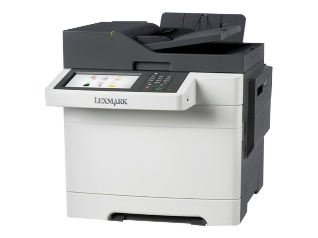 Lexmark CX510de Color Laser Multifunction Printer - HV w  CAC & 4-Year Onsite Repair (TAA & Schedule 70), 28ET650