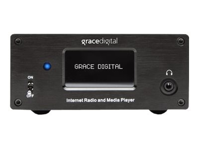Grace Digital Audio Internet Radio Receiver, GDIIRMSAMP, 18230816, Stereo Components