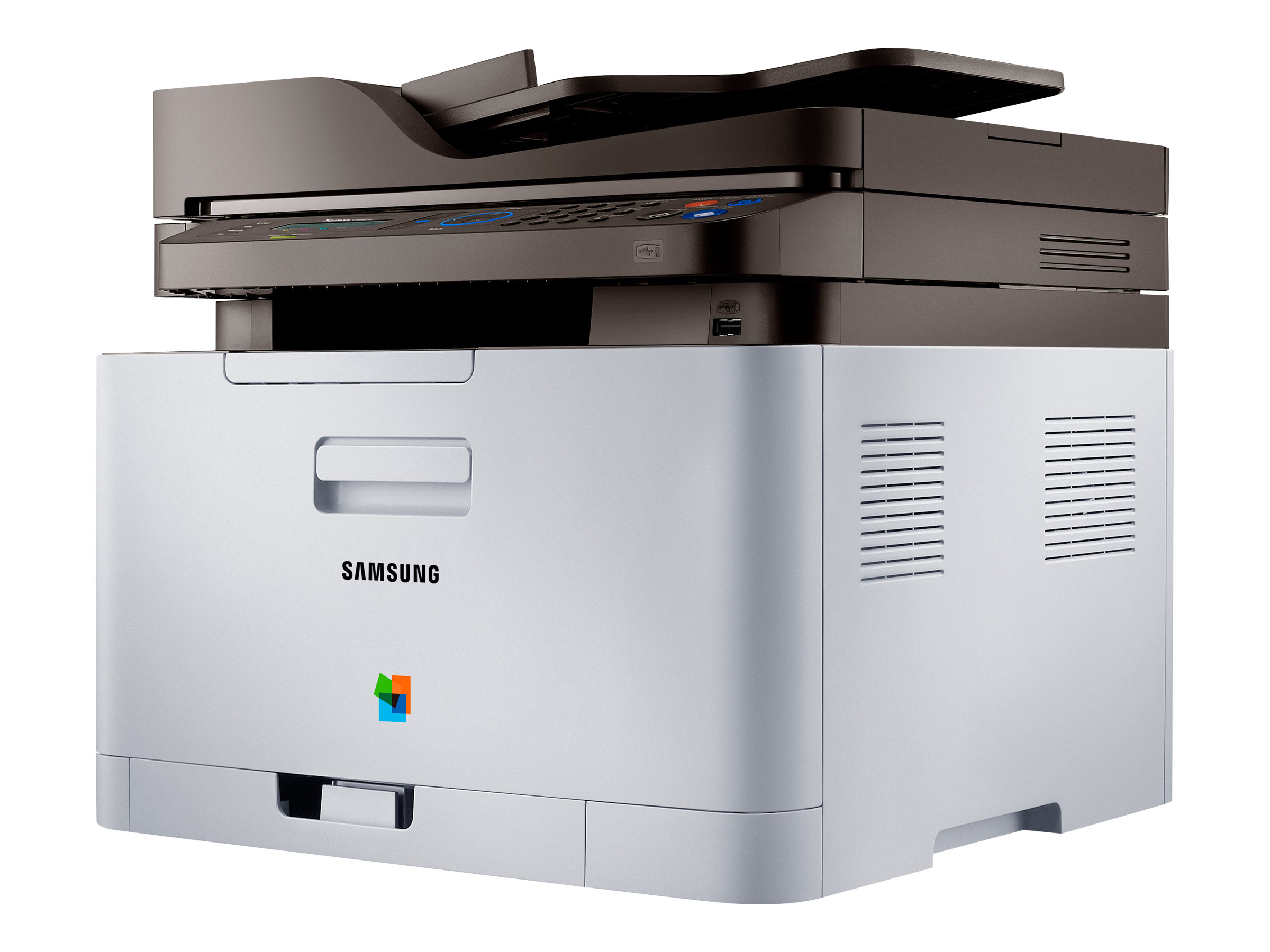 Samsung XPress C460FW Color Multifunction Laser, SL-C460FW/XAA, 16015101, MultiFunction - Laser (color)
