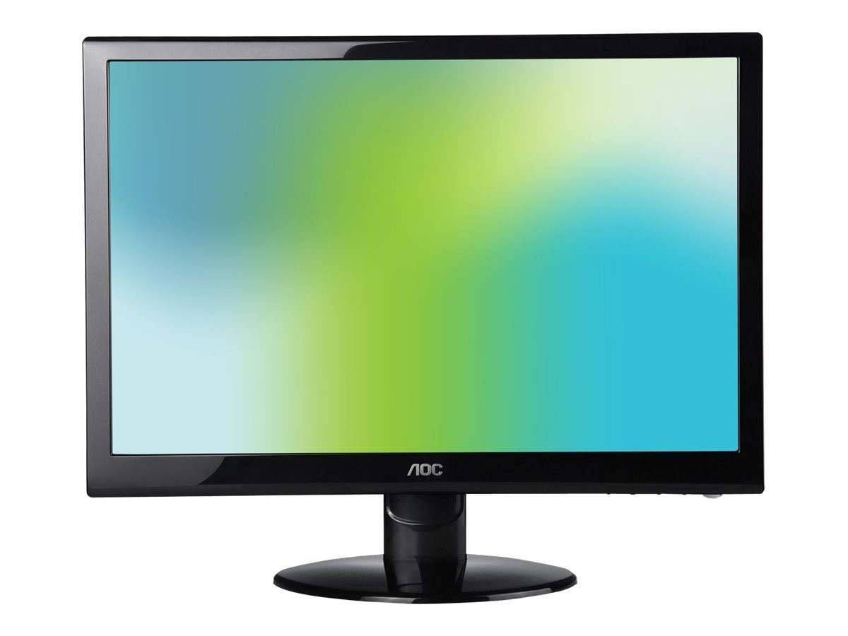 AOC 27 E2752VH Full HD LED-LCD Monitor with Speakers, Black, E2752VH, 13687198, Monitors - LED-LCD
