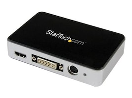 StarTech.com HDMI DVI VGA Component HD USB 3.0 Video Capture Device, USB3HDCAP, 18123332, Video Capture Hardware