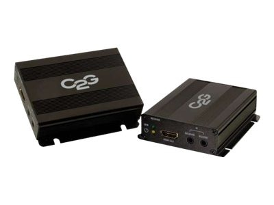 C2G HDMI HDBaseT Lite over Cat5 Extender Kit