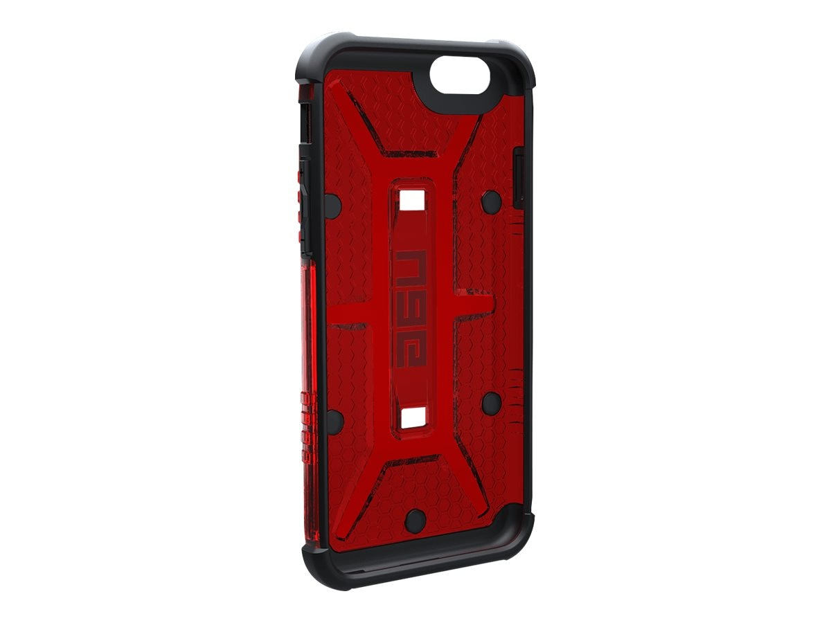 Urban Armor Case for iPhone 6 6S, Magma, UAG-IPH6/6S-MGM-VP, 30006446, Carrying Cases - Phones/PDAs
