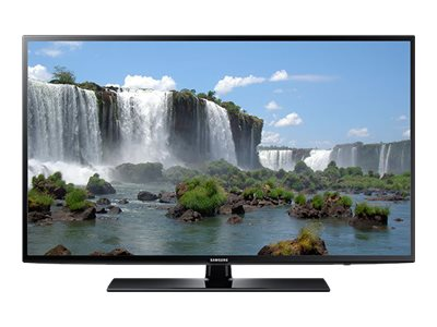 Samsung 60 J6200 Full HD LED-LCD Smart TV, Black, UN60J6200AFXZA