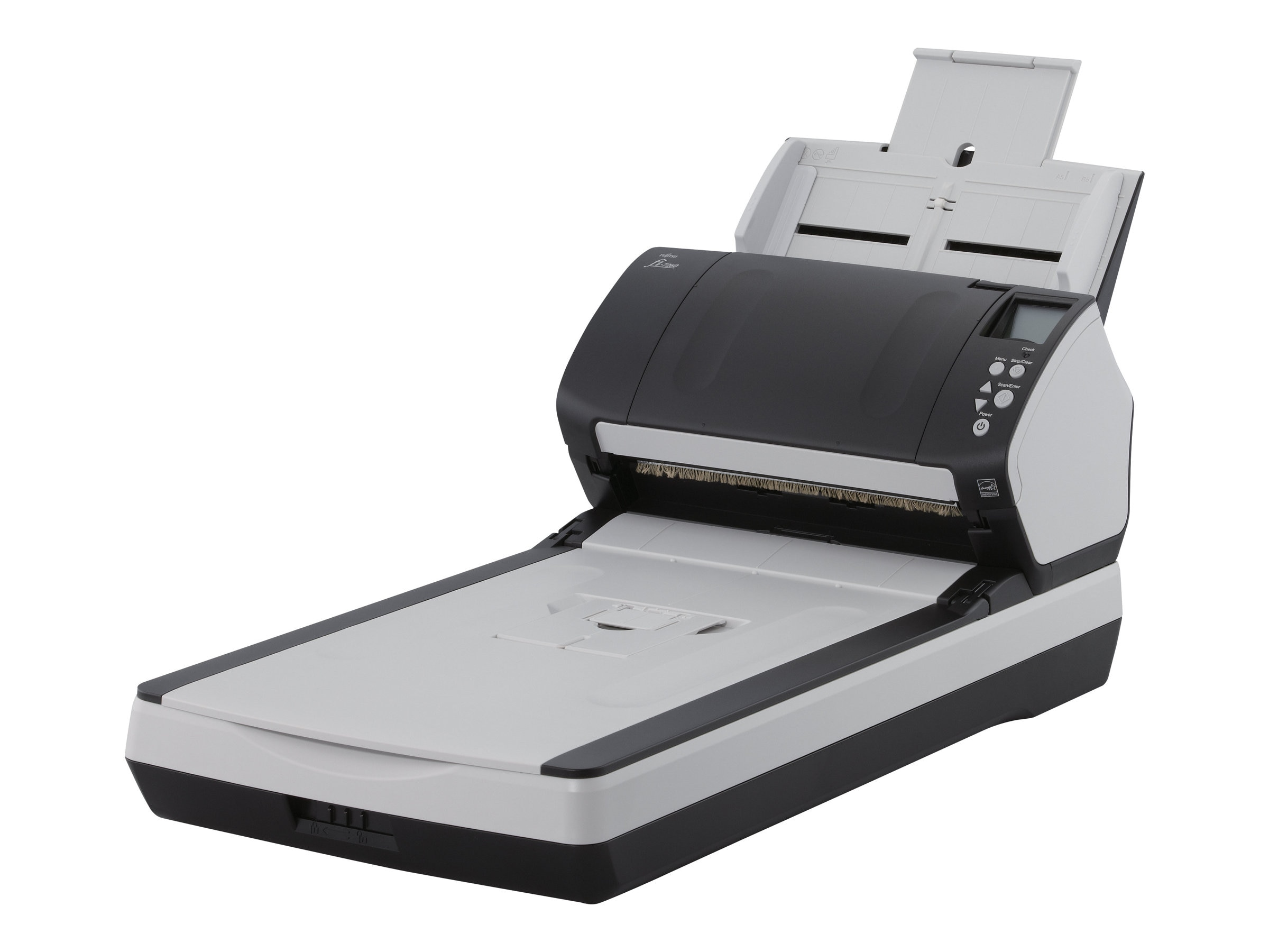 Fujitsu FI-7260 Color Duplex Sheetfed Flatbed Scanner (this item replaces the fi-6230z), PA03670-B555