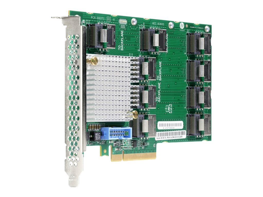 HPE 12G SAS Expander Card for ProLiant ML350 Gen9, 769635-B21, 18155342, Controller Cards & I/O Boards