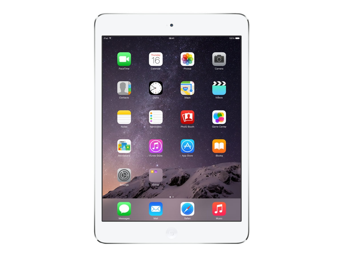 Apple iPad mini 2 Wi-Fi 16GB - Silver, ME279LL/A, 16405491, Tablets - iPad mini