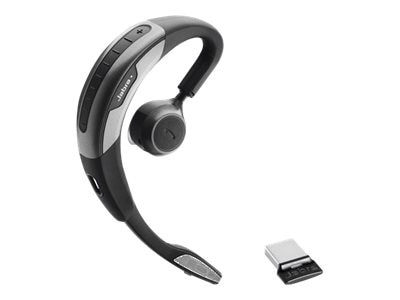 Jabra Motion UC Plus Bluetooth Headset w  Travel Kit for Microsoft Lync, 6640-906-305