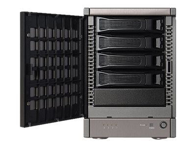 Sans Digital TowerRAID TR4X6G 4-Bay SAS SATA 6Gb s JBOD Tower, ST-SAN-TR4X6G