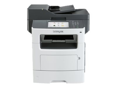 Lexmark MX610de Monochrome Multifunction Laser Printer
