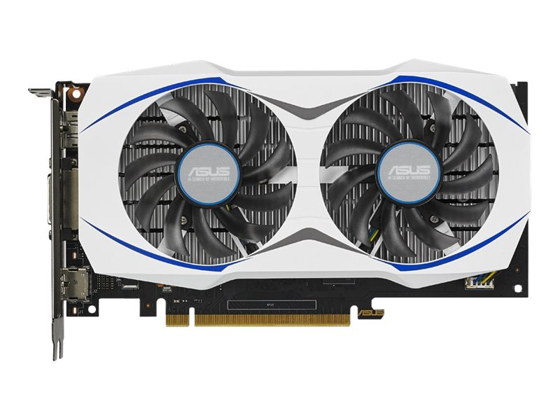 Asus GeForce GTX 950 PCIe 3.0 Graphics Card, 2GB GDDR5, GTX950-2G, 31842374, Graphics/Video Accelerators