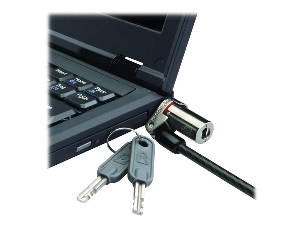 Kensington MicroSaver Micro DS Notebook Lock, K64590US