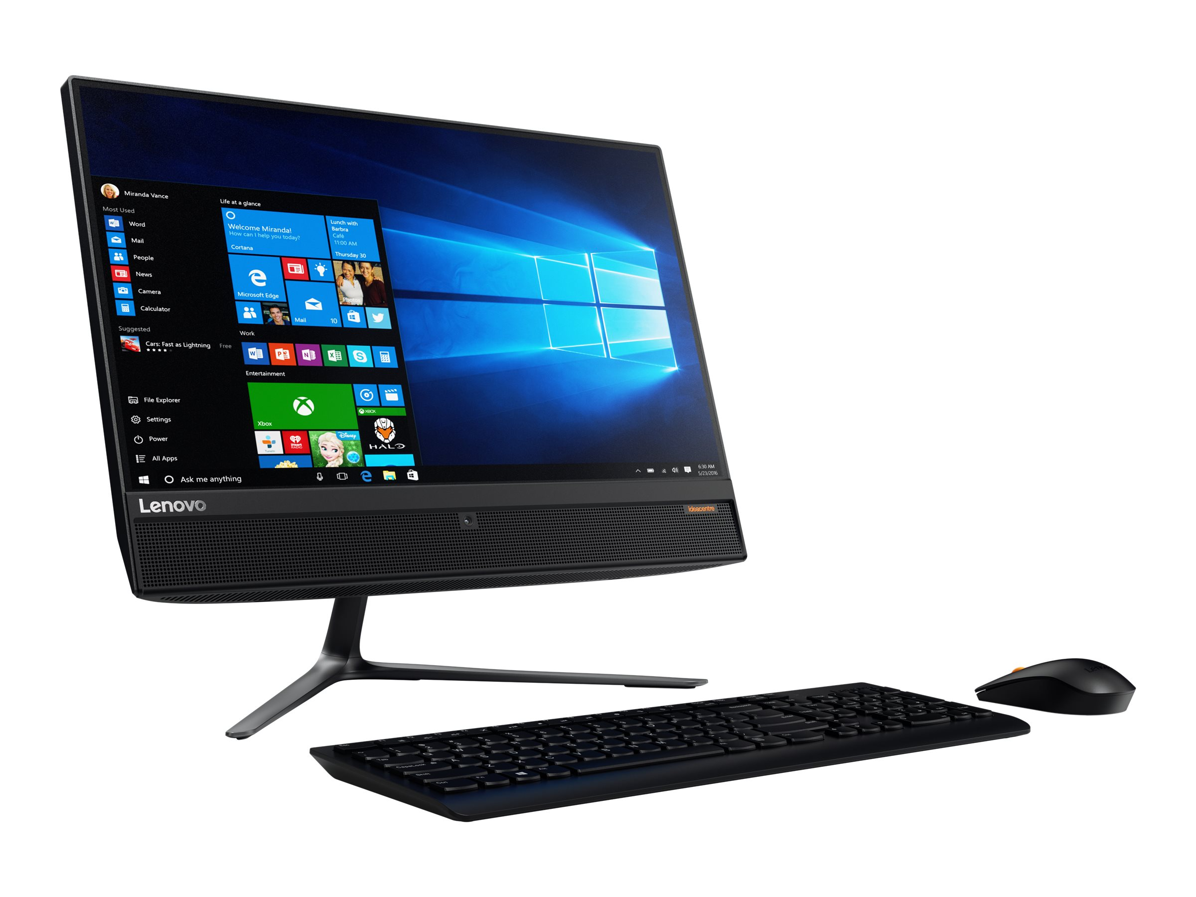 Lenovo IdeaCentre AIO 510-23, F0CD002YUS