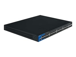 Linksys 52 Port Managed Gigabit Switch, LGS552, 17549999, Network Switches