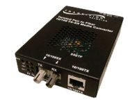 Transition 10 100Base-SX Media Converter SC-Latin America, SSETF1013-205-LA, 14761003, Network Transceivers