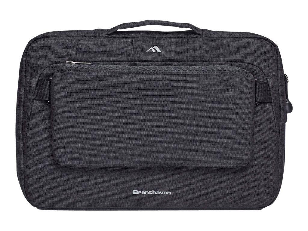 Brenthaven Tred Always-On Sleeve for 14 MacBook, Black
