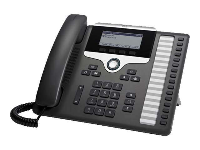 Cisco IP Phone 7861 for 3rd Party Call Center, CP-7861-3PCC-K9=