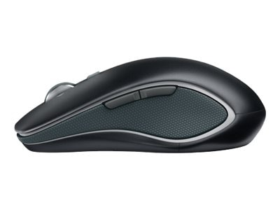 Logitech M560 Wireless Mouse for Windows 7 8, Silver, 910-003910