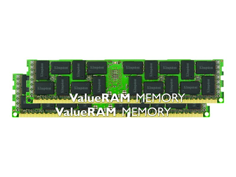 Kingston 32GB PC3-10600 240-pin DDR3 SDRAM DIMM Kit