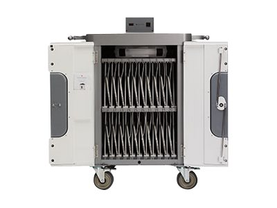 Bretford Manufacturing 20-Unit Mobility Cart for MacBooks, TX322BG1, 17411615, Computer Carts