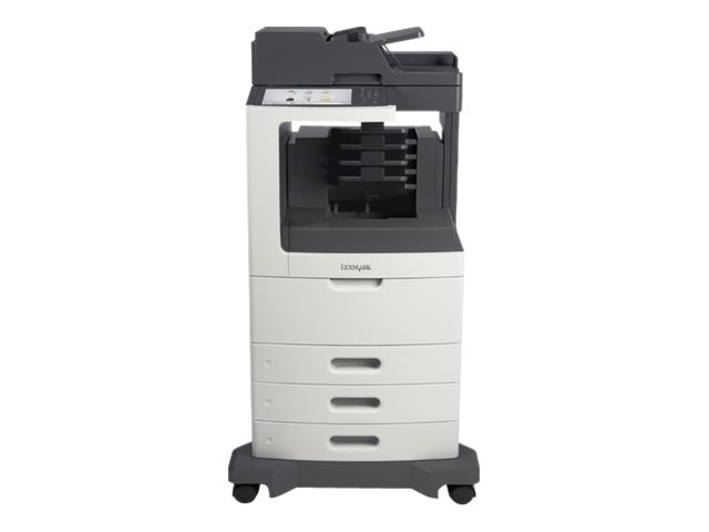 Lexmark MX810dtfe  Monochrome Laser Multifunction Printer, 24T7412