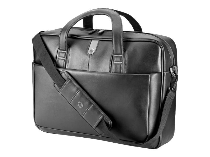 HP Professional Leather Case, H4J94UT, 14960563, Carrying Cases - Notebook